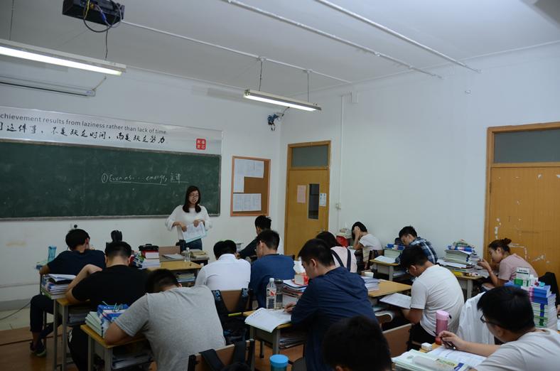 沈珍珍老师的课堂