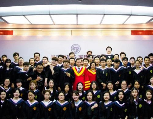 2018毕业季节,基石学子扬帆书华章